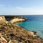 Foto 05 del mare di Lampedusa