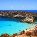 Foto 09 del mare di Lampedusa