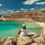 Foto 11 del mare di Lampedusa