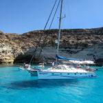 Foto 13 del mare di Lampedusa